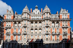 Mandarin Oriental Hotel Stock Image