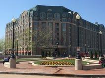 Mandarin Oriental hotell i Washington, DC Arkivbild