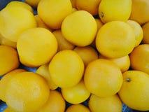 Mandarin sweet. Ripe mandarin sweet closeup background Royalty Free Stock Photos