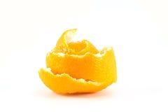 Mandarin or tangerine peel Royalty Free Stock Photos