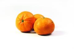 Mandarina 3 Fotos de archivo libres de regalías