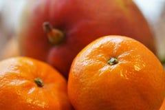 Mandarina Fotos de archivo libres de regalías