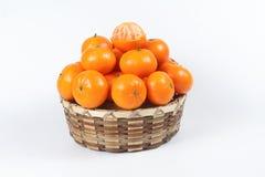 Mandarina de la mandarina Imagenes de archivo