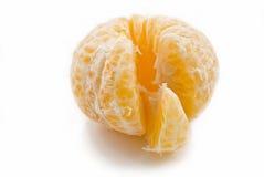 Mandarina madura hermosa Fotografía de archivo