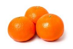 Mandarinapelsiner Royaltyfria Bilder