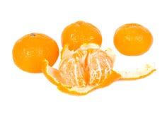 Mandarinas. Foto de archivo