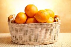 Mandarinas Imagenes de archivo