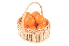 Mandarinas Fotografía de archivo libre de regalías