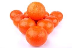 Mandarine Stockbilder