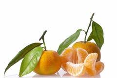 mandarine Royaltyfria Foton