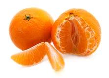 mandarine Royaltyfri Fotografi