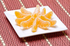 Mandarine Royalty-vrije Stock Fotografie