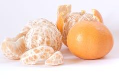 Mandarine Stockfotos