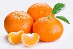 mandarine Arkivfoton