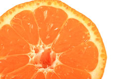 Mandarine. Royalty Free Stock Photography