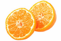 Mandarine. Delicious juicy and useful mandarine stock image