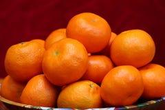 Mandarine Royalty-vrije Stock Foto's