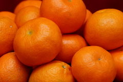 mandarine Royaltyfria Bilder