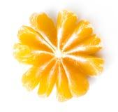 Mandarine délicieuse Images libres de droits