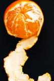 Mandarine délicieuse Images stock