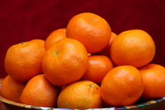 Mandarine. Juicy tasty useful Mandarine. Vitamins Royalty Free Stock Photos