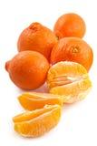 Mandarine juteuse photos libres de droits