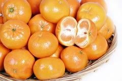 Mandarine-Klementine Lizenzfreie Stockbilder