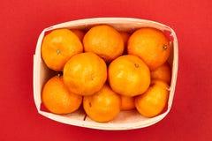 mandarine lumineux citron Un fruit lumineux Pour votre conception Photographie stock