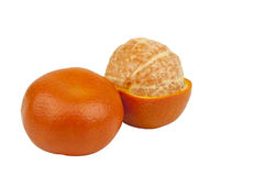Mandarine orange Photographie stock libre de droits
