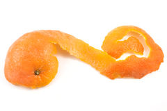 Mandarine rind Royalty Free Stock Photo