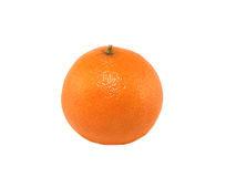 Mandarine simple Photographie stock