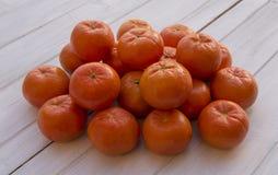 Mandarine stos Obraz Royalty Free