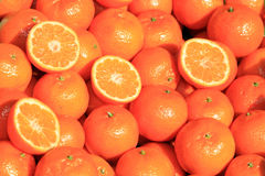 Mandarinen Lizenzfreies Stockbild