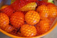 Mandarinen Stockfotos
