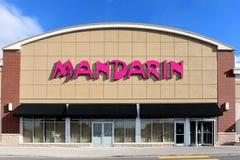 Mandarinen-Buffet-Restaurant in Ottawa, Kanada Lizenzfreie Stockfotografie