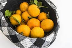 Mandariner Royaltyfria Bilder