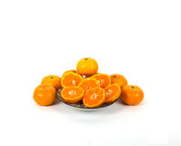 Mandariner Royaltyfri Bild