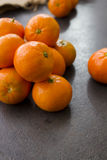 Mandariner Royaltyfri Fotografi