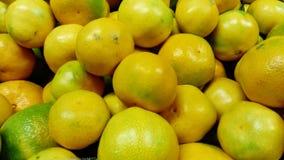 Mandarines à vendre photographie stock libre de droits