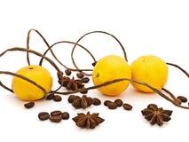 Mandarines Stock Photography