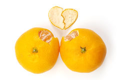 mandarines zdjęcia royalty free