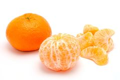 Mandarines Stock Image