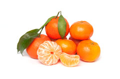 mandarines Image stock