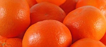 Mandarines Royalty-vrije Stock Afbeeldingen