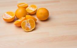 Mandarines Royaltyfri Bild