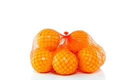 Mandarines anaranjados netos Imagenes de archivo
