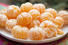 Mandarines Stock Images