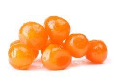 Mandarines sèches Image libre de droits