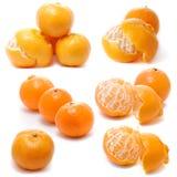 mandarines se réunissantes Photos stock