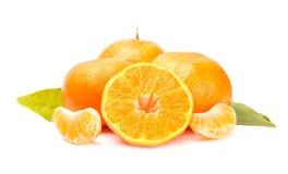 Mandarines Royalty Free Stock Images